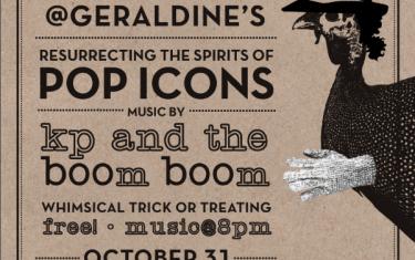 Geraldine's Halloween Show