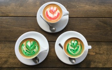 Houndstooth Coffee Brings You New Holiday Cappuccinos