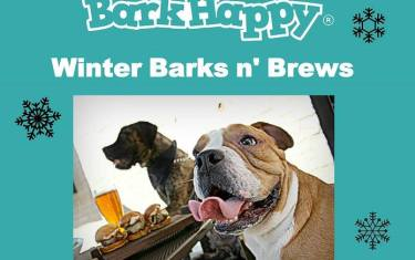 BarkHappy Austin: Winter Barks' n Brews for Austin Pets Alive!