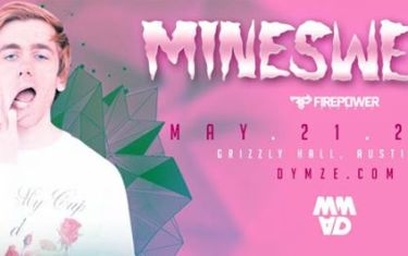 DYMZE presents: Minesweepa at Grizzly Hall