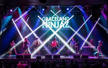 Graceland Ninjaz – The King of Party Bands!