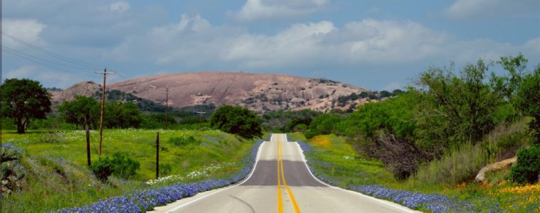 Enchanted Rock in the Texas Hill Country