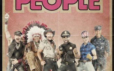 Village People at Empire Garage with Olé ELO & SIGNY