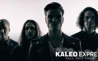 Kaleo at ACL Live w/ Wilder