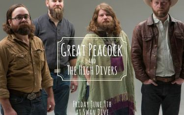 Great Peacock // The High Divers // Lo Country // The Lagoons