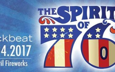 Backbeat 4th of July Party: Spirits of '76!