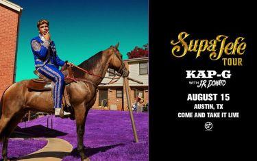 KAP-G // Austin, TX – Come and Take It Live // 8.15
