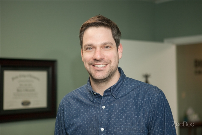 Austin chiropractor Dr. Brian Clark of Discover Chiropractic