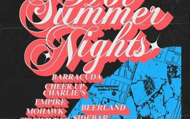 Featured Event: Hot Summer Nights Music Fest Is Worth Getting Sweaty For