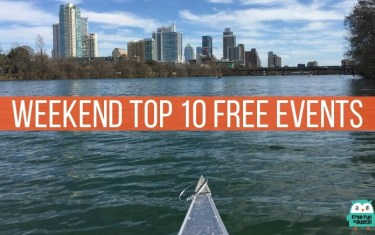 Weekend Top 10 FREE Events: July 28-30, 2017