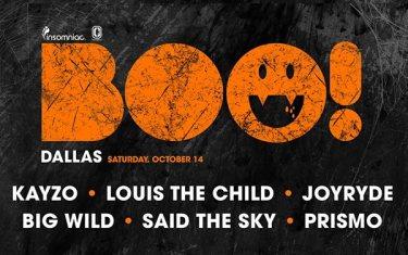 BOO Dallas 2017 – Kayzo w/ Louis The Child + Joyryde and More!
