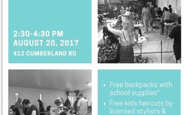 Back to School Haircut Event