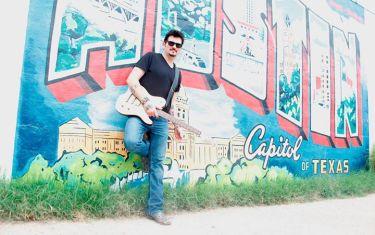 MIKE ZITO w/ Jim Suhler ✰ Antone's – Austin, TX