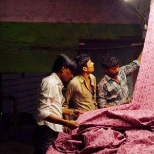 AFS: Machines, visually stunning doc on Indian textile workers
