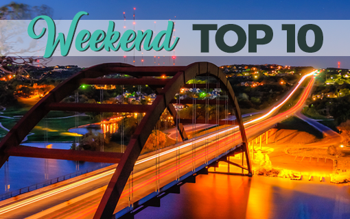 Weekend Top 10 FREE Events: May 18-20, 2018