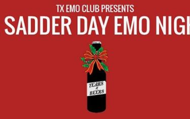Sadder Day – Holiday Party!
