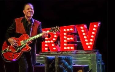 Reverend Horton Heat Solo at 3TEN ACL Live