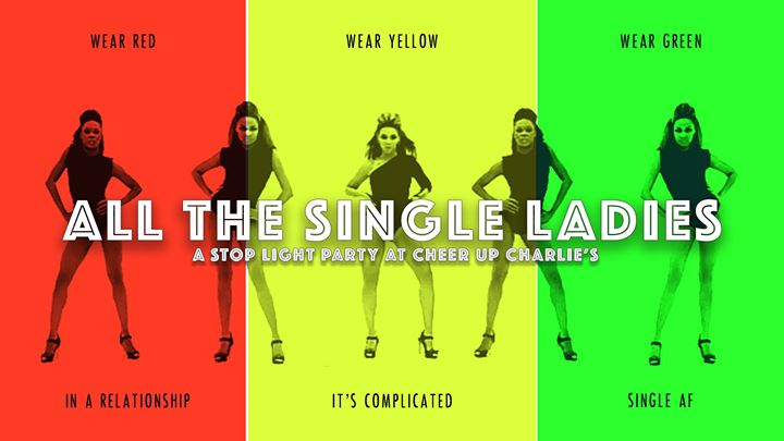 single ladies i know you like to party