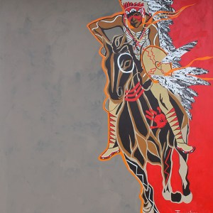 Comanche Motion: The Art of Eric Tippeconnic