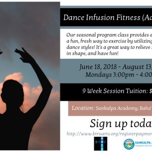 Dance Infusion Fitness (Adult Class)