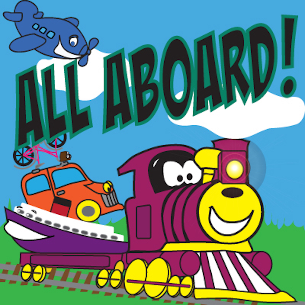 Image result for all aboard