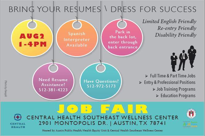 Austincom Job Fair