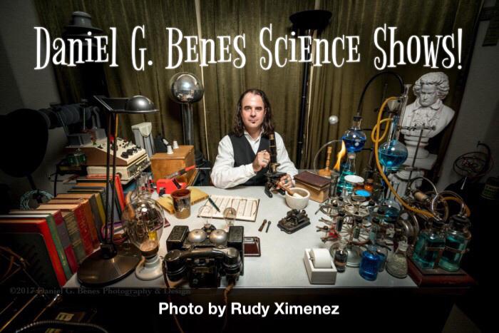 Daniel G. Benes Science Shows