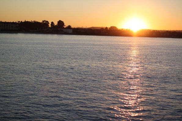 San Diego Sunset