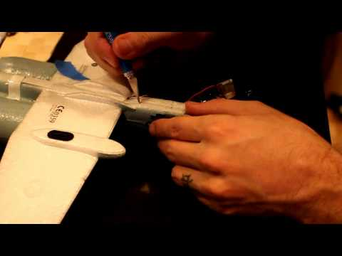 Video thumbnail for youtube video How to mod an Air Hogs A-10 Warthag