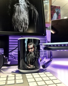 Gandalf coffee cup