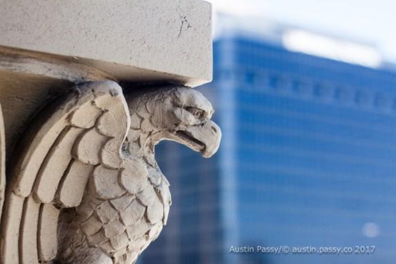 Eagle Statue