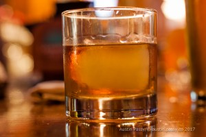 Whiskey Rye on the Rock