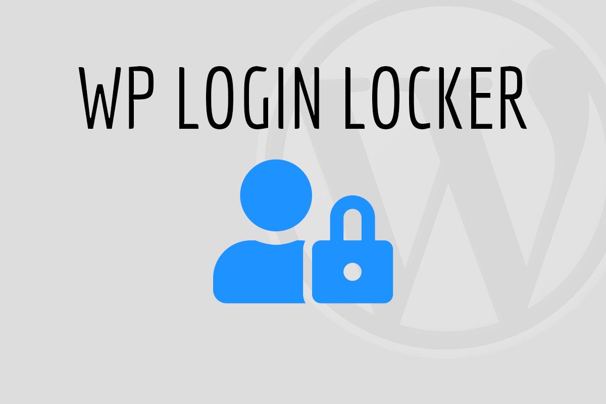 WP Login Locker