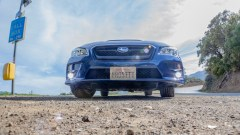 Front-end WRX