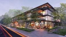 In South Austin, Bouldin's Building Up