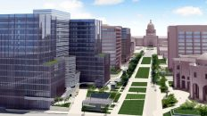 Plans Revealed for 2 Towers in Downtown's Capitol Complex