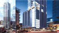 Details Arrive on 44-Story Tower Above Sullivan's at 3rd and Colorado