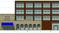 Office Development Proposed Above Former Emo's Space on Dirty Sixth