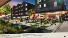 Sneak Peek of Plaza Saltillo Redevelopment