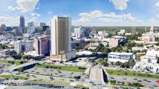 Renderings Emerge for 30-Story Alexan Apartment Tower at 11th & Sabine