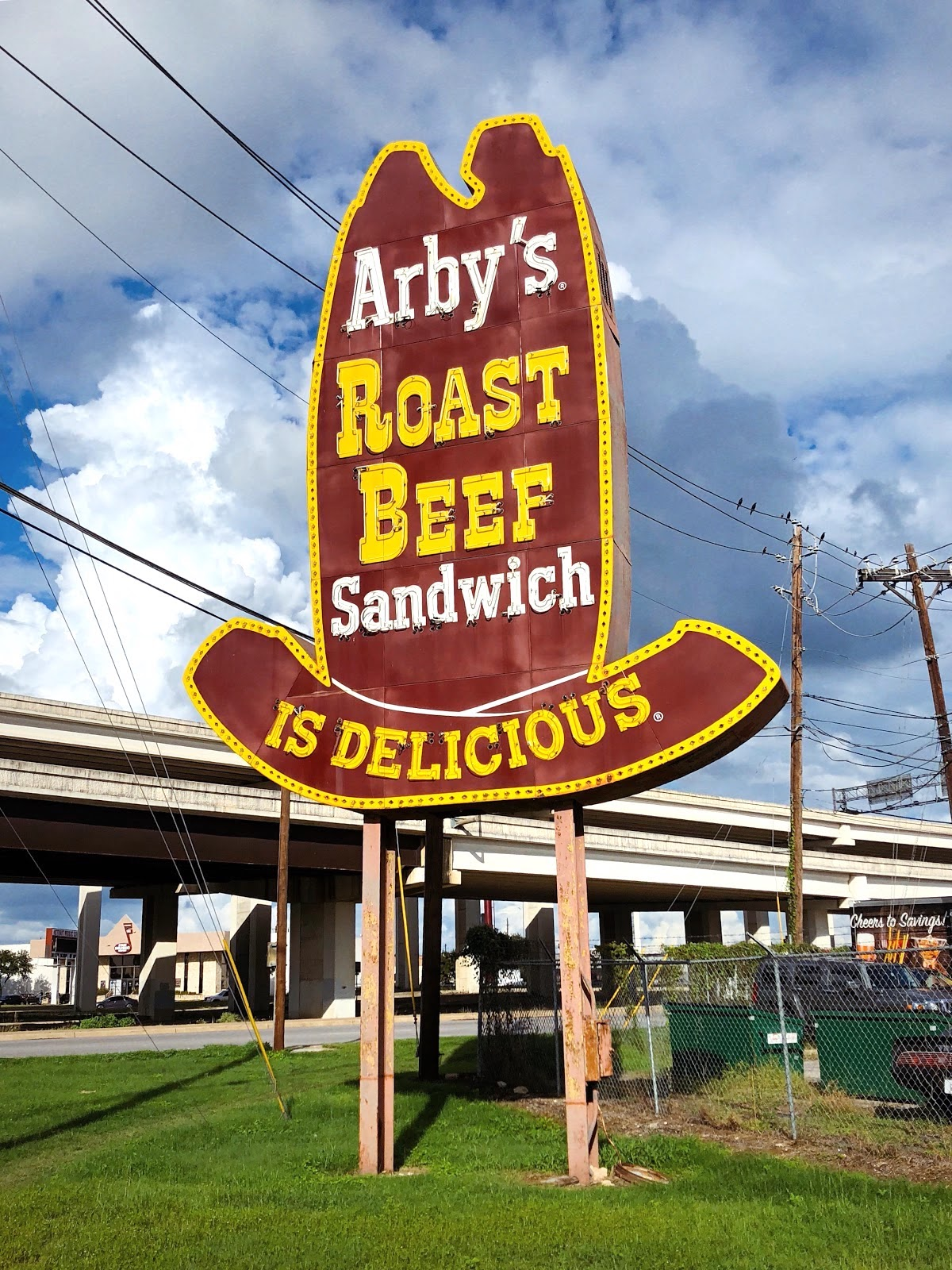 Lighting Up The History Of Austin S Last Original Arby S Sign Towers