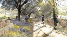 Mapping the Trail Foundation's 15 Plans to Improve Austin's Hike-and-Bike Trail
