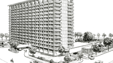 Cambridge Tower, a Midcentury Milestone in Downtown Austin, Seeks National Historic Recognition