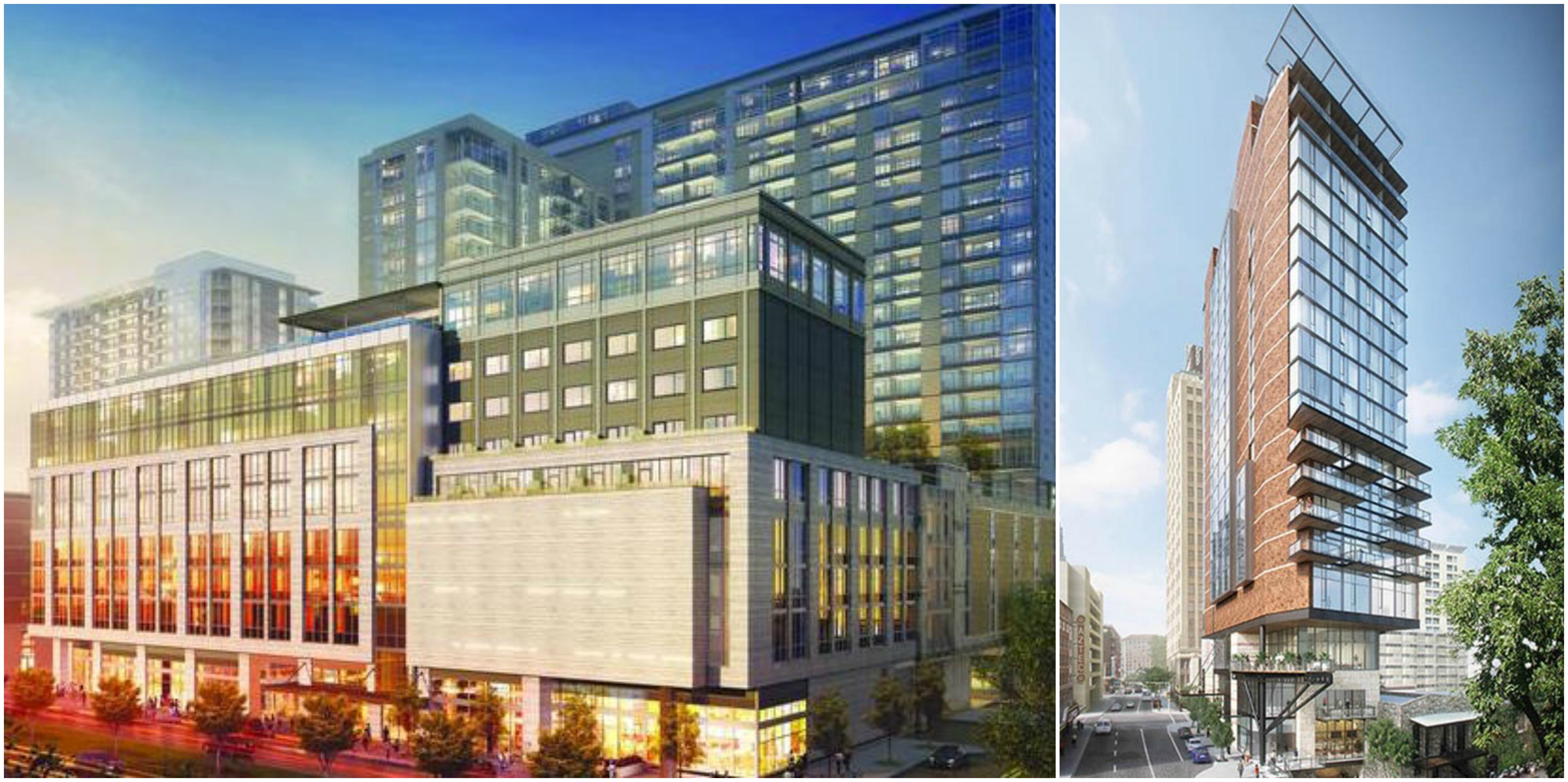 Canopy By Hilton Boutique Hotel Headed To West Sixth
