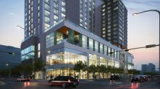 Let's Remember the 5th & Brazos Hotel Tower, Which Might Actually Happen