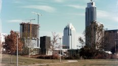 Austin in 2010: The Tallest Buildings