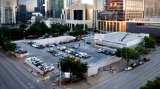 At Downtown Austin's Empty Post Office, the Wait Is Longer Than Usual