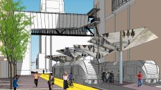 Taking a Closer Look at Downtown Austin's New MetroRail Station