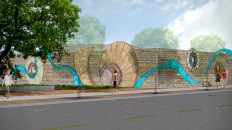 Austin, It's Time to Pick Your Favorite Design for Downtown's New Substation