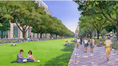 Texas Capitol Complex future: wide-open spaces